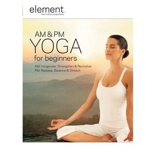 Element - Am & Pm Yoga for Beginners [DVD]