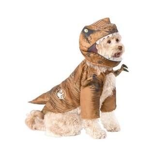 Rubies Costumes Jurassic World T-Rex Pet Costume, Extra Large
