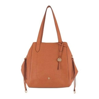 Lodis Women S Sunset Boulevard Charlize Tote Toffee Us One Size