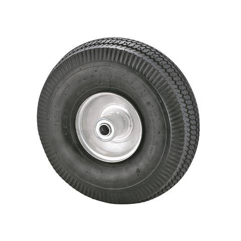 "Mintcraft CW/GS-3339 Hand Truck Wheel With Tube, 10"" x 3.5"""