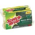 3M Scotchbrite Scrub Sponge - Thumbnail 0