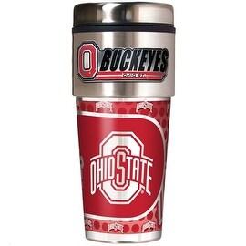 Ohio State Buckeyes 360 Wrap Tumbler