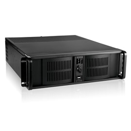 iStarUSA Case D-300 3U Rackmount No Power Supply 4/2/(1) Door Brown Box