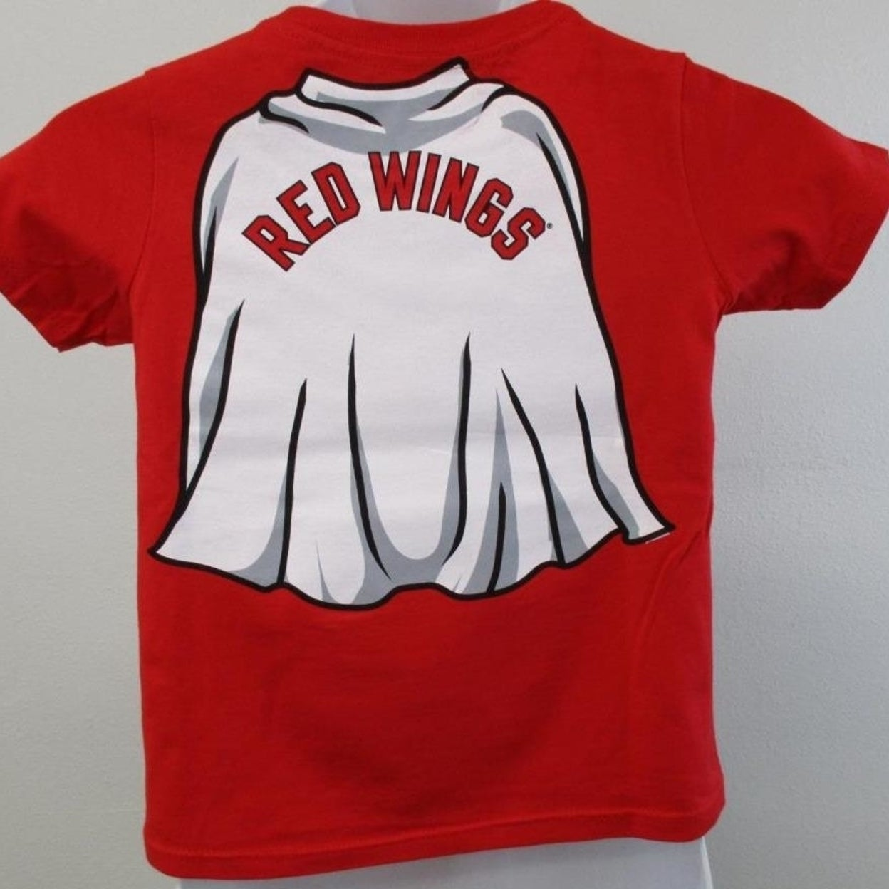 newest e358f 9442c Minor-Flaw Detroit Red Wings Infant Toddler Size 4T Reebok Shirt