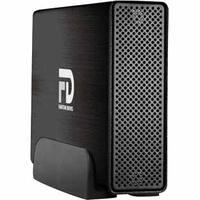 """""""Fantom Drives GFP1000EU3 Fantom Drives Professional 1TB 7200RPM USB3.0/eSATA aluminum external hard drive - USB 3.0, eSATA -"""