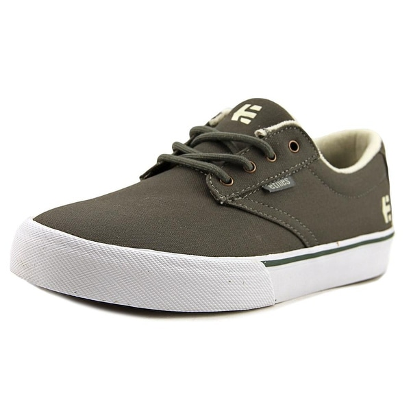Etnies Jameson Vulc Men Round Toe Canvas Skate Shoe
