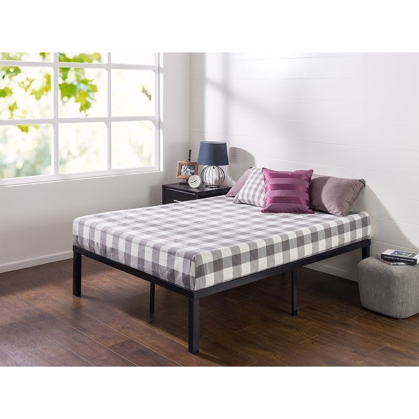 Priage by Zinus Quick Lock 16 Inch Metal Platform Bed Frame. Opens flyout.