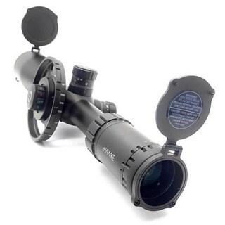 Hawke Sport Optics 6-24 x 56 Ffp Mil Ir Sport Optics Sidewinder&#44