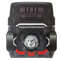 Transformers Masterpiece MP-14+ Red Alert (Anime Color) Collector Coin - multi