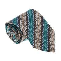 Missoni U4712   100% Silk Tie - 60-3