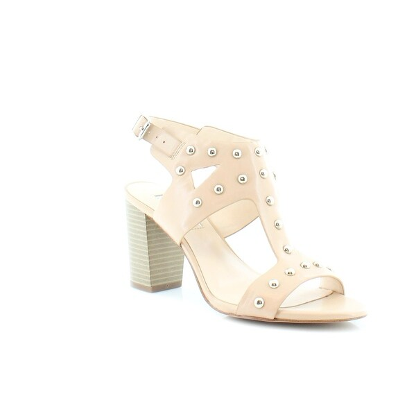 INC Kieraa Women's Heels Summer Nude