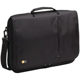 case logic CL4191B Case Logic VNM-217 17- Inch Laptop Messenger Bag Black