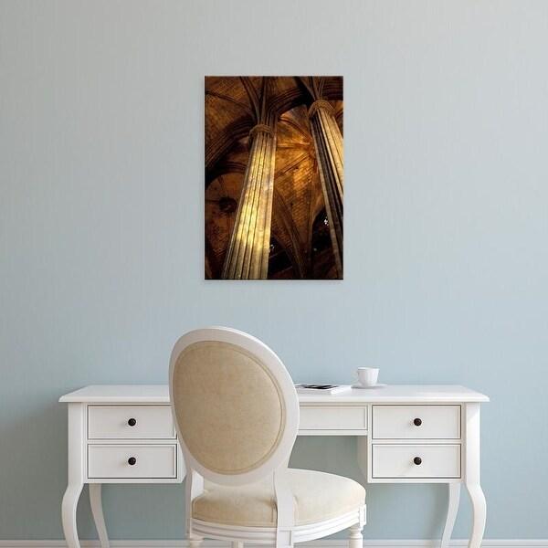 Easy Art Prints Michele Molinari's 'St Eulalia Cathedral' Premium Canvas Art