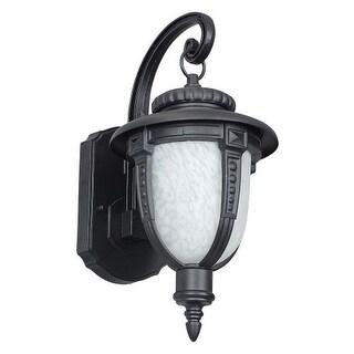 "Sunset Lighting F7996 1 Light 14"" Height CA Title 24 Compliant Fluorescent Outdoor Wall Sconce"