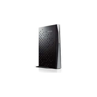 TP-LINK ARCHER CR700 TP-LINK Archer CR700 IEEE 802.11ac Cable Modem/Wireless Router - 2.40 GHz ISM Band - 5 GHz UNII Band - 6 x
