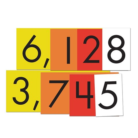 Essential learning products (6 pk) 4-value whole numbers place 626642bn