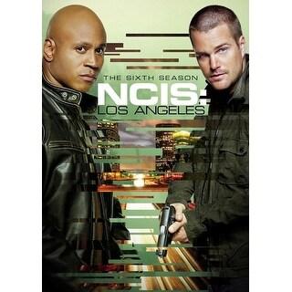 NCIS: Los Angeles: The Sixth Season [DVD]