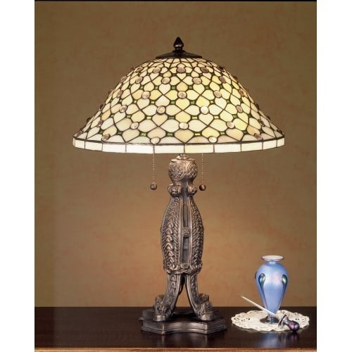 Meyda tiffany 37782 stained glass tiffany table lamp from the meyda tiffany 37782 stained glass tiffany table lamp from the diamond jewel collection free shipping today overstock 20077236 aloadofball Choice Image