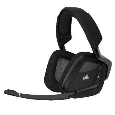 Corsair Ca-9011152-Na Oid Pro Rgb Wireless Premium Gaming Headset W/ Dolby Headphone 7.1