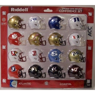 Riddell Pocket Pro ACC Speed Style Pocket Pro Conference Set (16 Helmets)