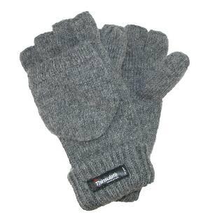 Dorfman Pacific Men's Rag Wool Convertible Gloves|https://ak1.ostkcdn.com/images/products/is/images/direct/461d5ca79b192df4bb4b8050b0f46057a8f6ae95/Dorfman-Pacific-Men%27s-Rag-Wool-Convertible-Gloves.jpg?impolicy=medium