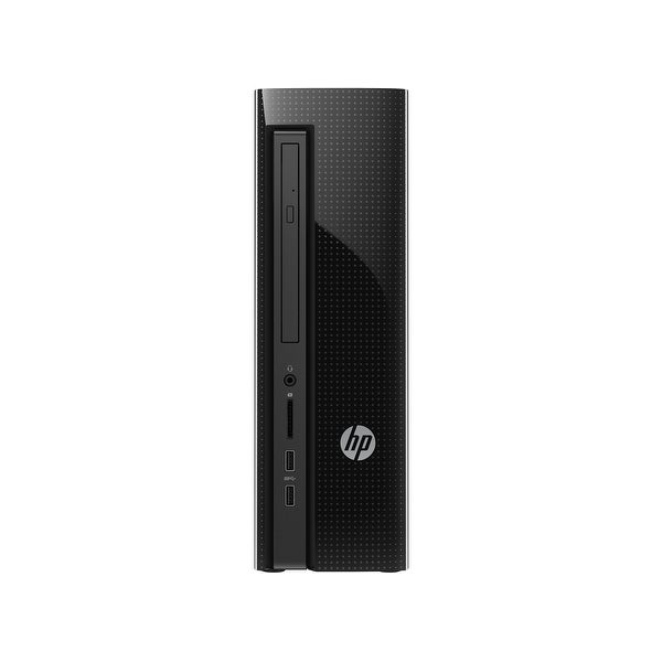 Manufacturer Refurbished - HP Slimline 410-009 Desktop Intel Core i3-4170 3.7GHz 8GB 1TB Windows 10