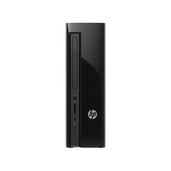 Manufacturer Refurbished/Debranded - HP Slimline 450-A30 Desktop AMD E1-6015 1.4GHz 4GB 500GB Windows 10