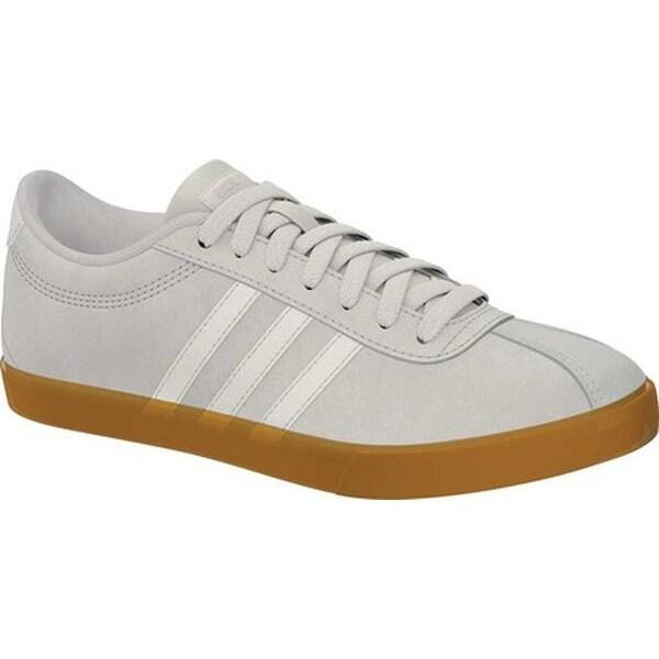 678bd07b7d92 Shop adidas Women s NEO Courtset Sneaker Raw White Cloud White Gum 3 ...