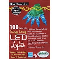 J. Hofert 100Lt Led Mini Blu Light 2290-04 Unit: EACH