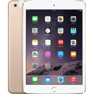 "Apple Ipad Mini 3 with Wi-Fi 7.9"" Retina Display - 64GB - All Colors Available"