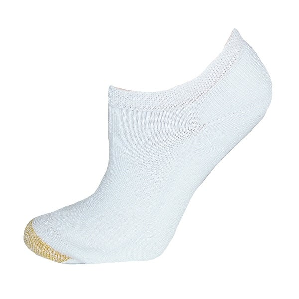 Gold Toe Women's Invisible Sock Liners (3 Pair Pack)