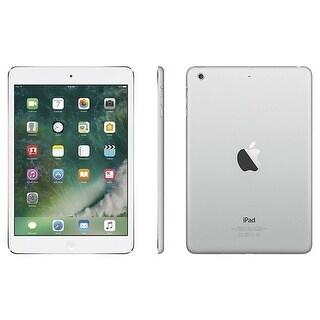 Refurbished Apple iPad Mini 3 MGNV2LL/A (Wi-Fi) 16GB Silver