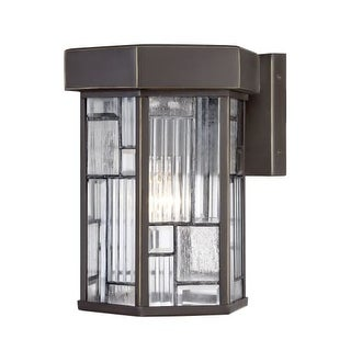Designers Fountain 32121 Kingsley 1 Light Outdoor Wall Sconce