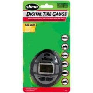 Slime 20187 Digital Tire Gauge With Hose, 0-120 psi