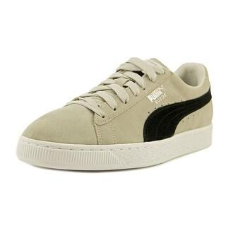 Puma Suede Classic +    Round Toe Suede  Sneakers