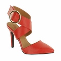 Red Circle Footwear 'Elvia' Pointy Pump - Thumbnail 2