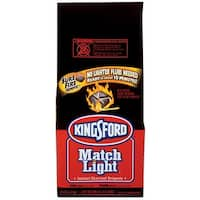 Kingsford 30487 Match Light Charcoal Briquets, 12.5 Lbs