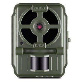 Vista 415603bk-r primos 10mp proof cam 01 hd trail camera with low glow leds od green