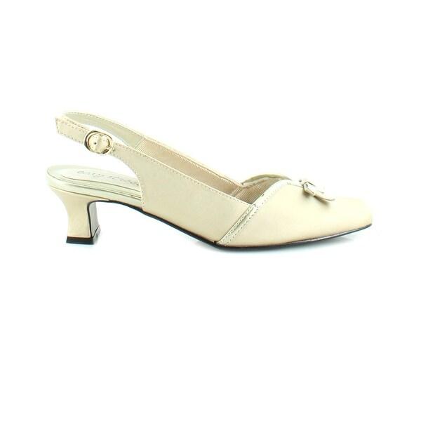Easy Spirit Incredible Women's Heels Gold