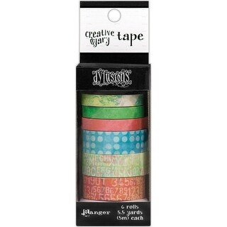 Dyan Reaveley's Dylusions Creative Dyary Tape-