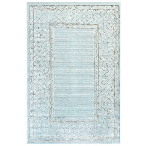 Liora Manne Rialto Border Indoor/Outdoor Rug