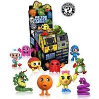 Funko Mystery Mini: Retro Games Series 1 One Toy Figures - multi