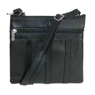CTM® Women's Patch Leather Crossbody Handbag - One size https://ak1.ostkcdn.com/images/products/is/images/direct/462d4e1e475fbec85fe55b323521b423ddc020d9/CTM%C2%AE-Women%27s-Patch-Leather-Crossbody-Handbag.jpg?impolicy=medium
