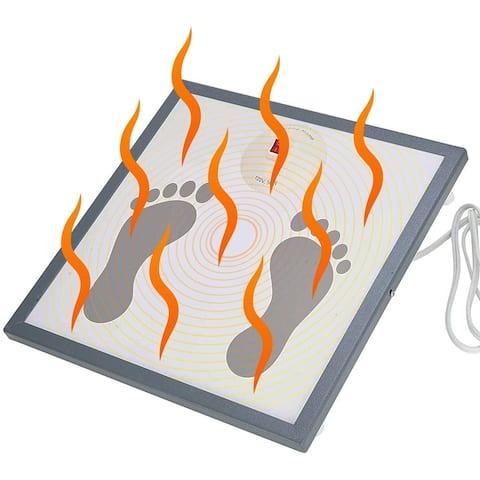 EconoHome Electric Foot Warmer - 50 Watt Foot Heater
