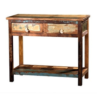 Link to Reclaimed Wooden Console Table Similar Items in Living Room Furniture