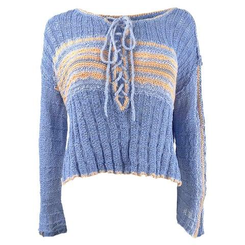Free People Women's Marina Bay Sweater