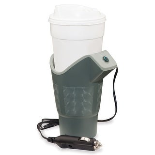 Auto Cafe - Electric Coffee Beverage Warmer Plugs into Car 12VDC Outlet
