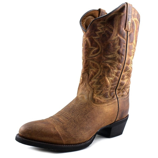 Laredo 68452 D Pointed Toe Leather Western Boot