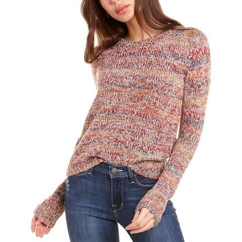 Velvet By Graham & Spencer Wool-Blend Sweater