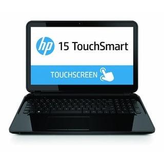 "HP 15-R039CA 15.6"" Touch Laptop Intel Core i3-4005U 1.7GHz 6GB 500GB Windows 10"